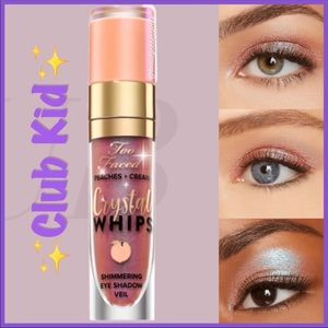 💥FLASH SALE💥✨CRYSTAL WHIPS Shimmering Eyeshadow